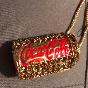 Coca Cola Pendant